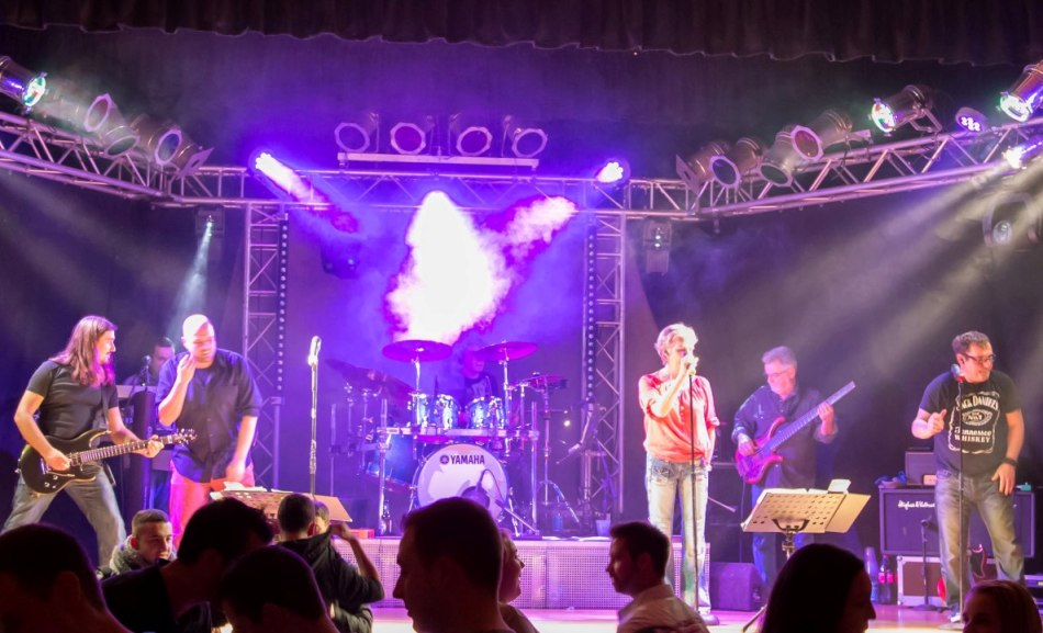 Concordia – Die Party Band